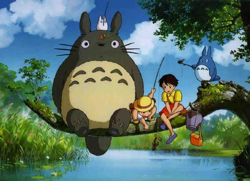 Except we probably won't actually show Totoro